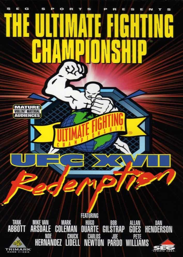 UFC 17: Redemption 1