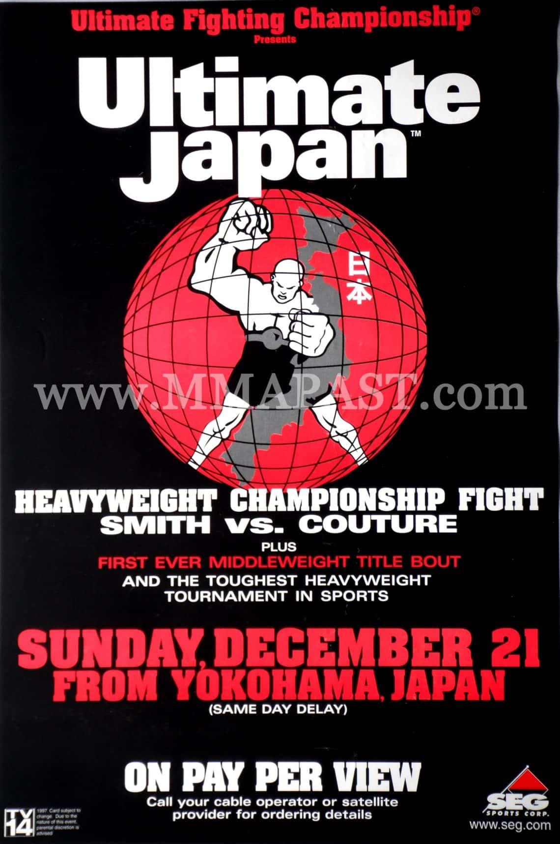 UFC Japan: Ultimate Japan 1