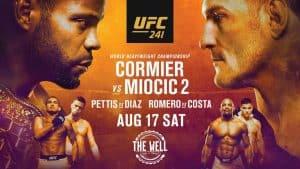 UFC 241: Cormier vs. Miocic 2 2