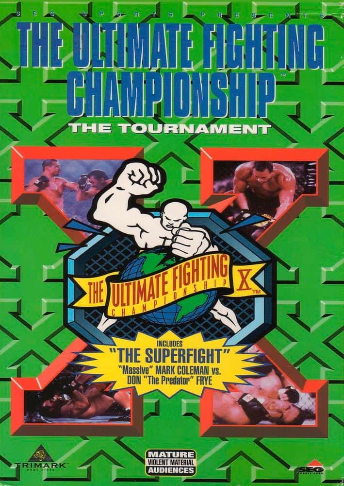 UFC 10: The Tournament 1