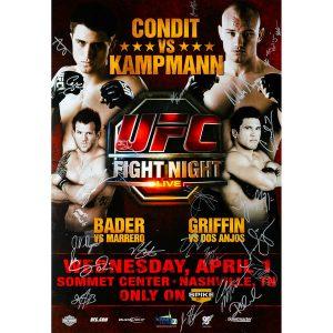 UFC Fight Night: Condit vs. Kampmann 2