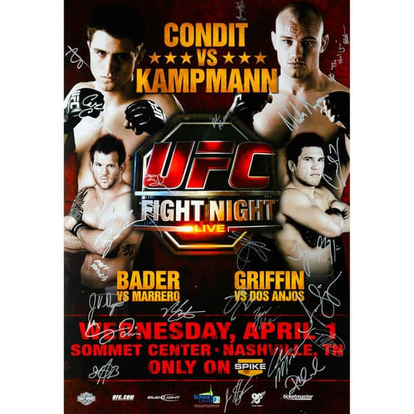 UFC Fight Night: Condit vs. Kampmann 1