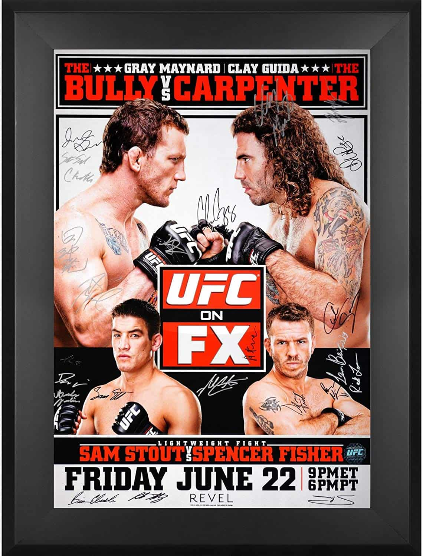 UFC on FX: Maynard vs. Guida 1