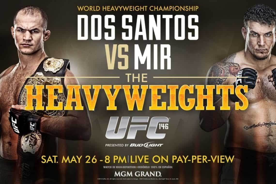 UFC 146: dos Santos vs. Mir 1