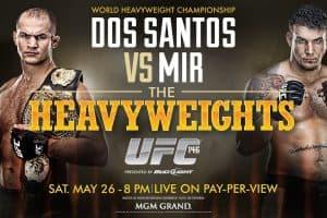 UFC 146: dos Santos vs. Mir 2