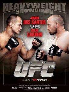 UFC 131: dos Santos vs. Carwin 2