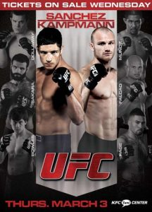 UFC Live: Sanchez vs. Kampmann 2