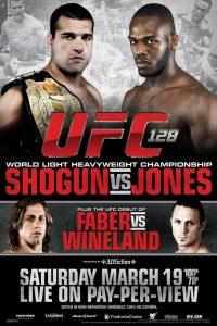 UFC 128: Shogun vs. Jones 2
