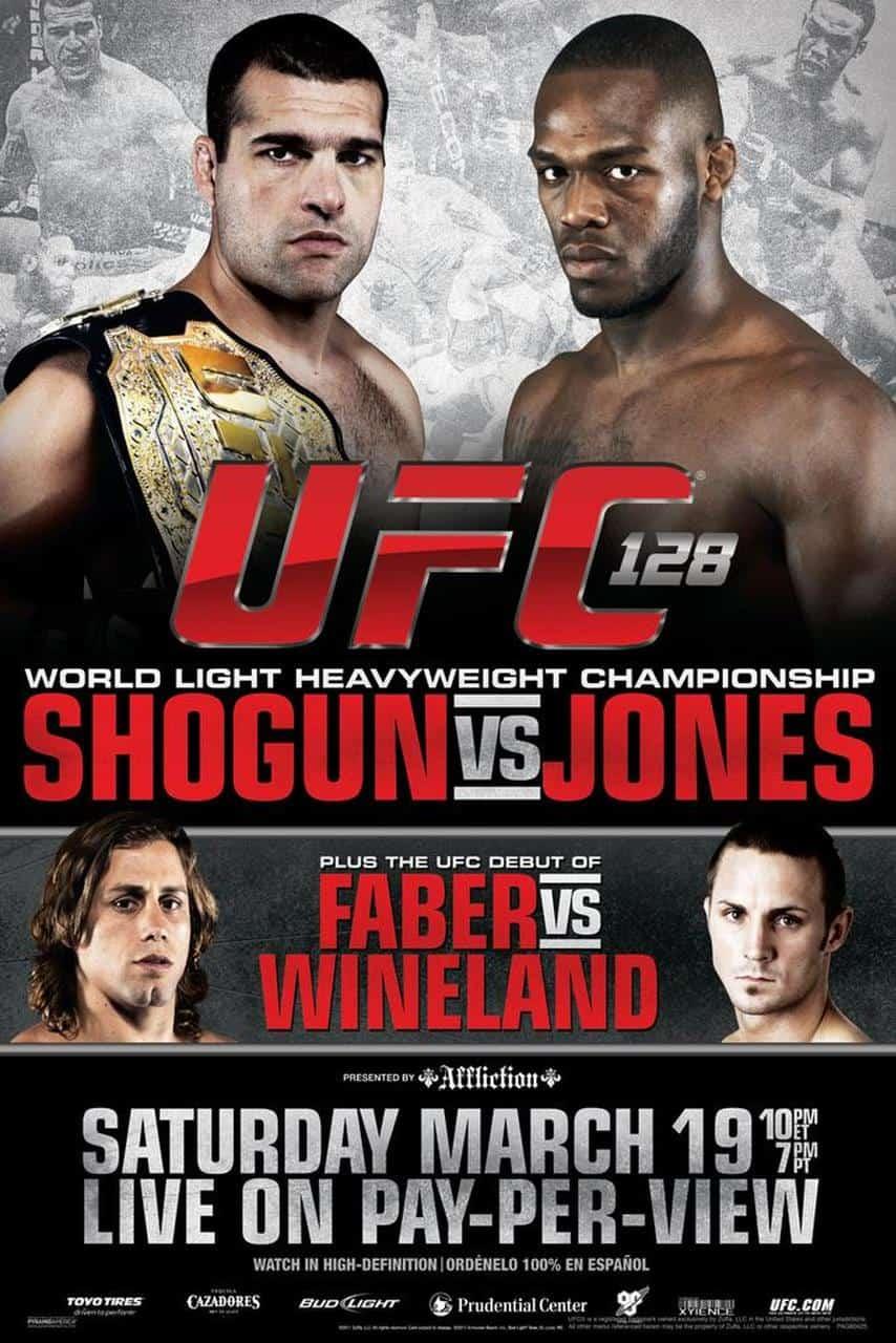 UFC 128: Shogun vs. Jones 1