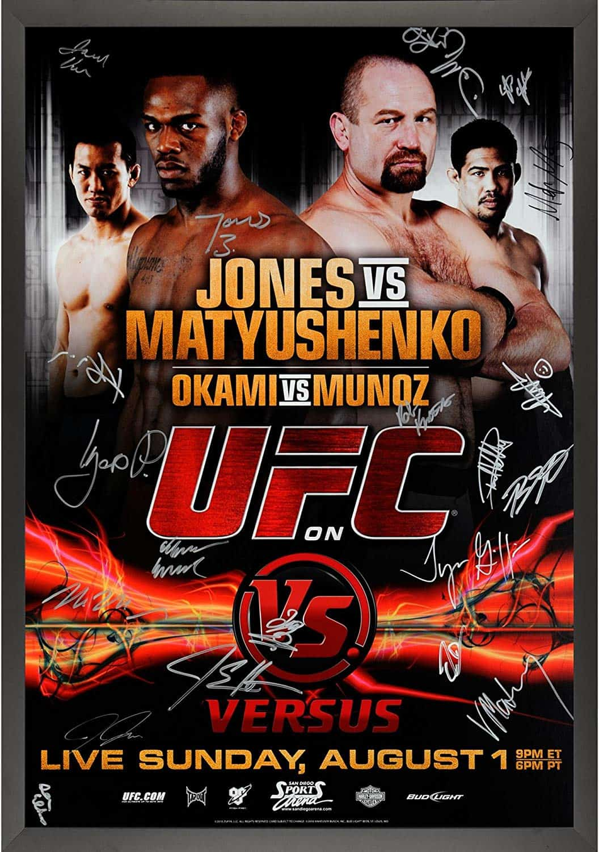 UFC Live: Jones vs. Matyushenko 1