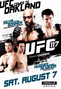 UFC 117: Silva vs. Sonnen 2