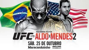 UFC 179: Aldo vs. Mendes 2 2