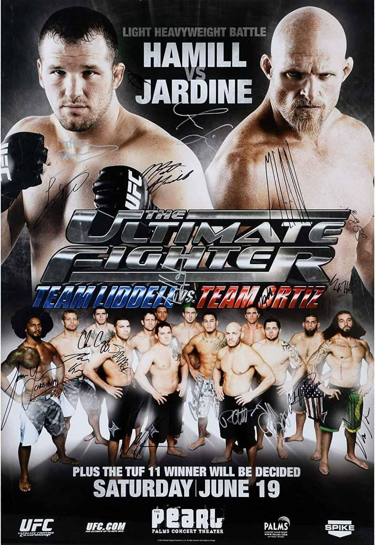 The Ultimate Fighter: Team Liddell vs. Team Ortiz Finale 1