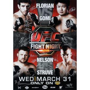 UFC Fight Night: Florian vs. Gomi 2