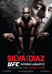 UFC 183: Silva vs. Diaz 2
