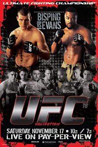 UFC 78: Validation 2