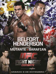 UFC Fight Night: Belfort vs. Henderson 2