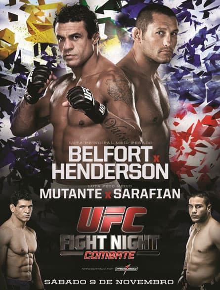 UFC Fight Night: Belfort vs. Henderson 1