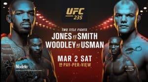 UFC 235: Jones vs. Smith 2