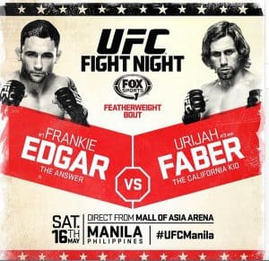 UFC Fight Night: Edgar vs. Faber 2