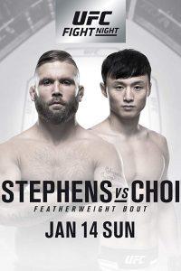 UFC Fight Night: Stephens vs. Choi 2