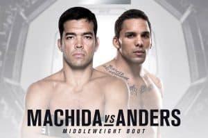 UFC Fight Night: Machida vs. Anders 2