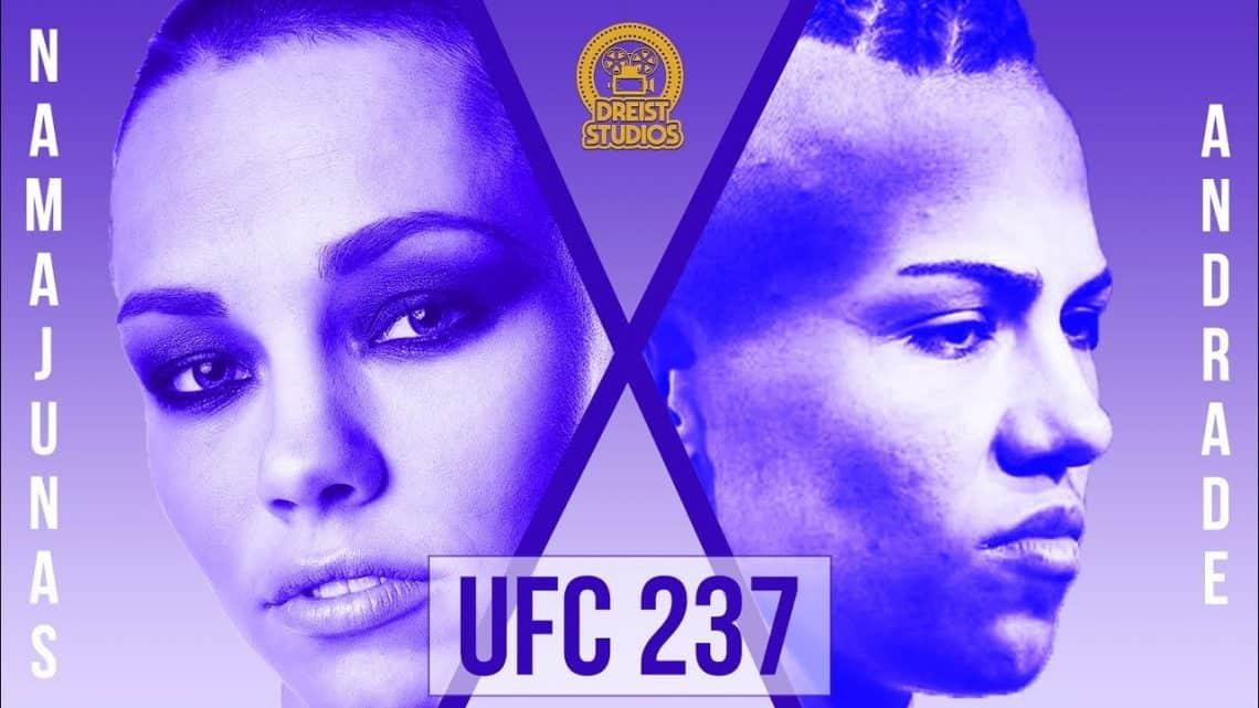 UFC 237: Namajunas vs. Andrade 1