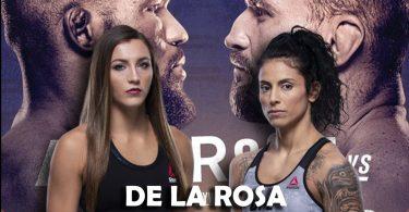 Risultati UFC Fight Night: Anderson vs. Blachowicz 2 (con Mara Romero Borella) 11