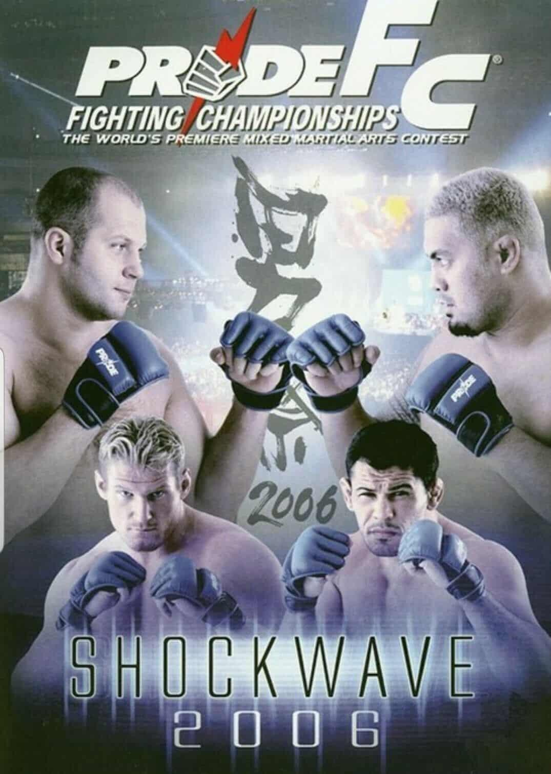 Pride Shockwave 2006 1