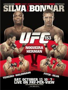 UFC 153: Silva vs. Bonnar 2