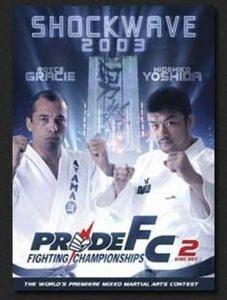 Pride Shockwave 2003 2