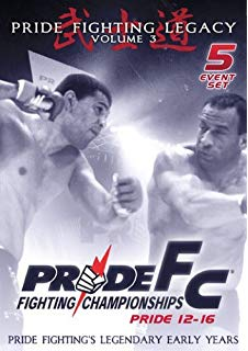 Pride FC: The Best, Vol. 3 1