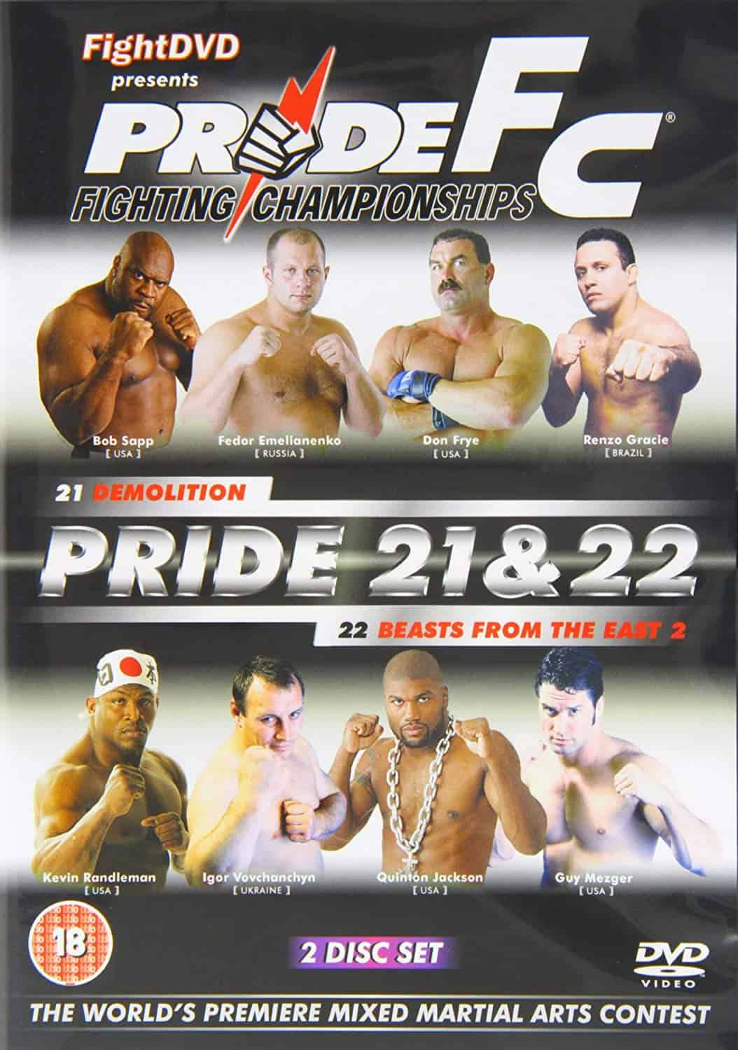 Pride 22: Beasts from the East 2 1