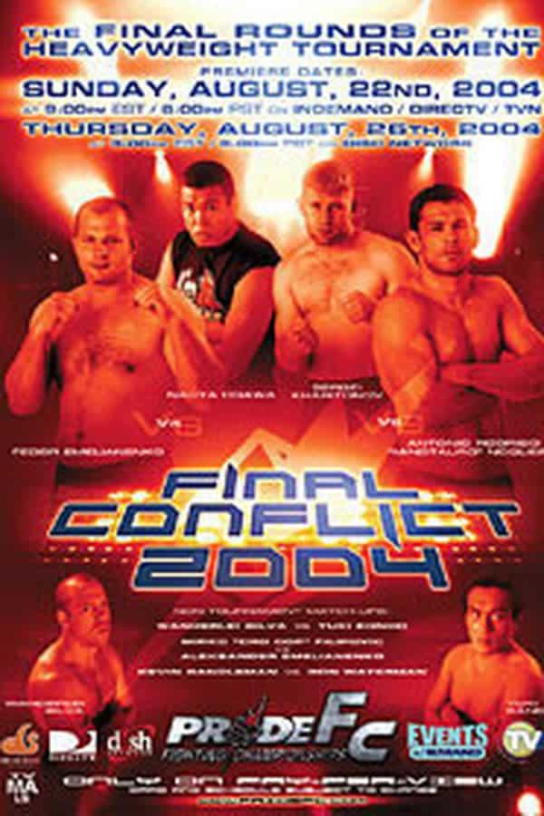 Pride FC GP 2004 Final Round 2