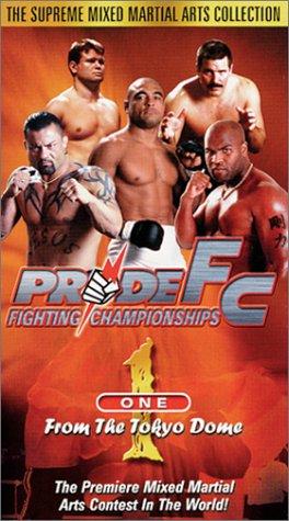 Pride FC: The Best, Vol. 1 1