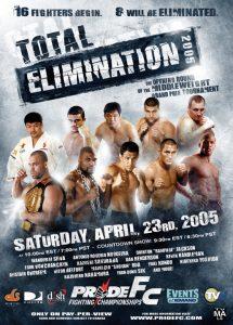 Pride Total Elimination 2005 2