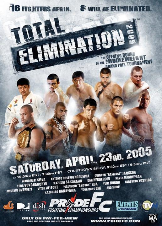 Pride Total Elimination 2005 1