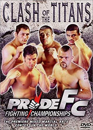 Pride 15: Raging Rumble 1
