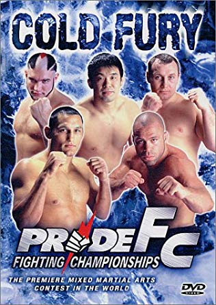 Pride 12: Cold Fury 1