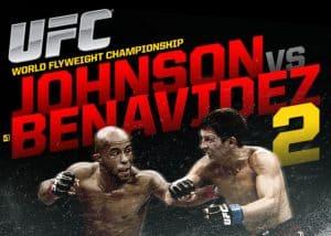 UFC on Fox: Johnson vs. Benavidez 2 2