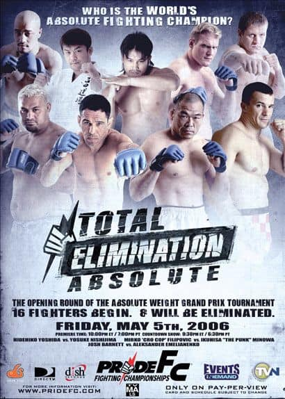 Pride Total Elimination Absolute 1