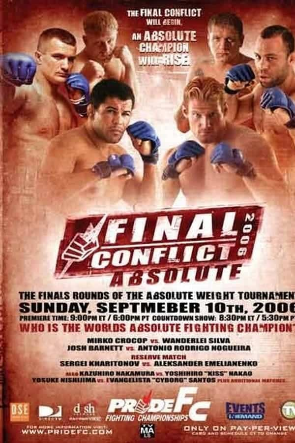 Pride Final Conflict Absolute 1