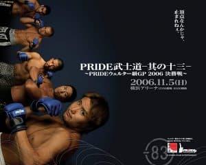 Pride Bushido 13 2