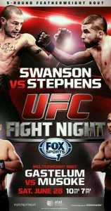 UFC Fight Night: Swanson vs. Stephens 2
