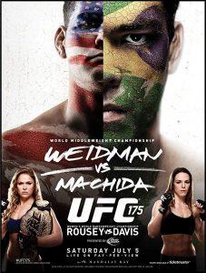 UFC 175: Weidman vs. Machida 2