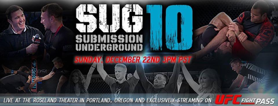 Submission Underground 10: questo weekend con Gordon Ryan, Gonzaga, Craig Jones e Burns 1