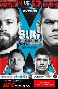 Submission Underground 10: questo weekend con Gordon Ryan, Gonzaga, Craig Jones e Burns 2