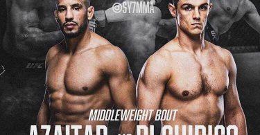 Annunciato il prossimo match di Alessio Di Chirico: UFC Fight Night 172 in Aprile 6