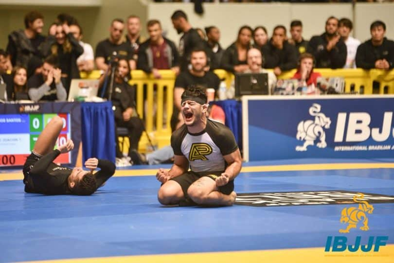 Interview with No-Gi World Champ '19 Johnny Tama (ENG Version) 12