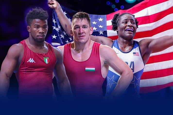 Frank Chamizo è il Wrestler of the Year 2019 9